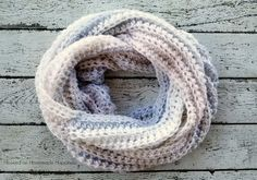 This easy pattern turned out to be one of my favorite scarves! The Arctic Infinity Scarf Crochet Pattern is soft, squishy, and textured.