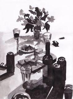 Sanny van Loon | Illustrations www.sannyvanloon.com