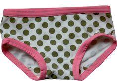 Little Girls Undies - White Dots Little Girls, Lunch Box, Dots, Gift Ideas, Toddler Girls, Baby Girls, The Dot, Stitches, Polka Dots