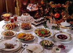 Recipes for a Polish Christmas Eve Supper or Wigilia   Christmas ...