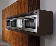 Modern Kitchen Design #Kitchen #Appliances #Oven #Design