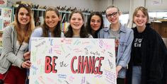 'In an effort to understand a variety of topics related to being and making change in the community, students held a Be The Change Summit on campus Wednesday. The summit was full of interactive, student-led workshops, presentations and keynote speaker Asmaa Albukaie who spoke about her experience as a Syrian refugee and how she became involved in community advocacy.' - Andrew Reed    BOISE TEENS PRESENT WAYS TO MAKE POSITIVE CHANGE: