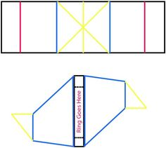 Origami Ring, Diy Origami, Gift Card Boxes, Diy Gift Box, Packing Box Design, Proposal Ring Box, Diamond Stores, Wedding Ring Box, Valentine's Day Diy
