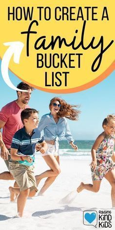 Want to connect more with your family? Use this free printable bucket list from Coffee and Carpool to create fun ways to spend more time together.