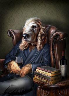 Pet Portraits Animal Welfare League, Dog Artist, Dog Branding, Unique Animals, Beagle, Labrador Puppies, Retriever Puppies, Corgi Puppies, Art Wall Kids