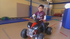 For these children with disabilities, custom toys have given them a way to play with others and gain independence.