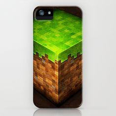 Coque Minecraft pour iphone. Neeeeeedddd !!