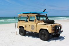 Land Rover 130, Land Rovers, Defender 90, Land Rover Defender, Territorial Army, Beach Cars, Beach Rides, Expedition Vehicle, Jeep Jk