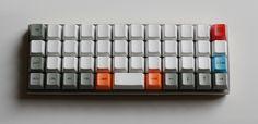 Planck keyboard home page. Planck Keyboard, Custom Computers, Geek Gadgets, Dream Life, Computer Keyboard, Everything, Geek Stuff, Stuff To Buy, Typewriters