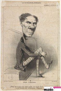 Daumier karikaturen