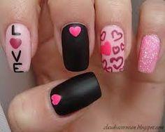 Resultado de imagen para uñas decoradas sencillas