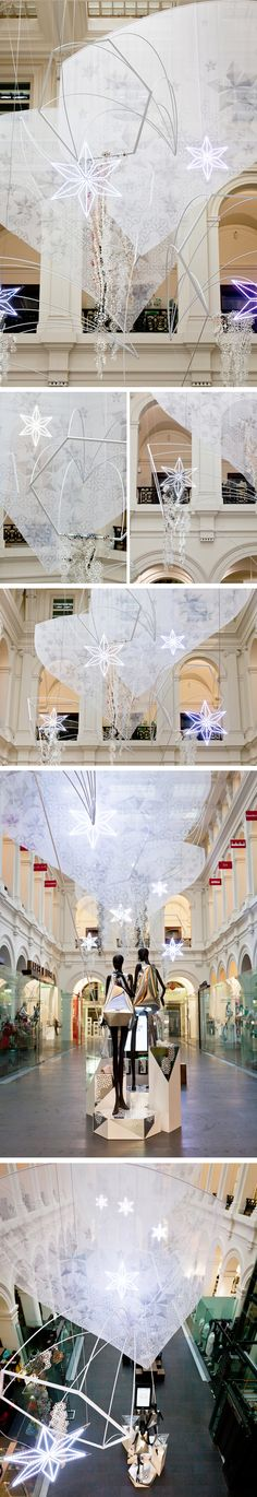 Melbourne's GPO Christmas 2012, Photography: Marcel Aucar