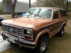 Cars for Sale: 1982 Ford Bronco XLT in Brooksville, FL 34610: Sport Utility Details - 341829760 - AutoTrader.com