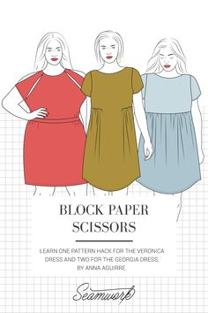 Block Paper Scissors | Seamwork Magazine