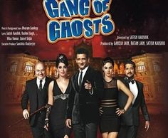 Gang Of Ghosts (2014) Movie Songs Tracklist | Boxofficecapsule