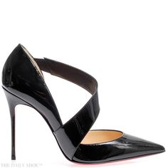 CHRISTIAN LOUBOUTIN - of course they are. Just one pair of CL before I die.....