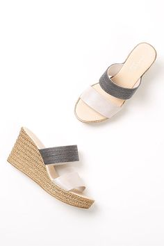 0fec7be093b5 Bring a staple summer piece into your warm weather collection with Sybil  from Carvela Comfort.