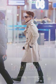 He's dazzling isn't he? #iKON #Hanbin #BI