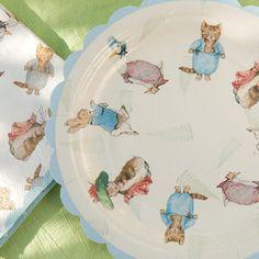 peter rabbit birthday party ideas