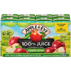 Apple and Eve Juice Apple - Boxes Gender: unisex. Kid Drinks, Yummy Drinks, Healthy Drinks, Beverages, Cereal Recipes, Snack Recipes, Snacks, Kefir, Mini Sala