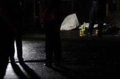 Buscan a inspector visto cerca de escena de crimen...
