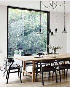 Yes! @houseandgarden #interior_delux #diningroom #diningchair #diningtable #designerchair #spiseplass
