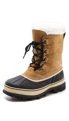 Sorel Caribou Boots - las tengo y son lo mejor!