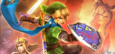 Critique d'Hyrule Warriors (Wii U) http://bloguedegeek.net/2014/11/17/critique-dhyrule-warriors-wii-u/