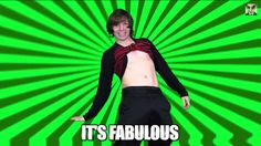 Onision is F-A-B-U-L-O-U-S! Because nip slips.