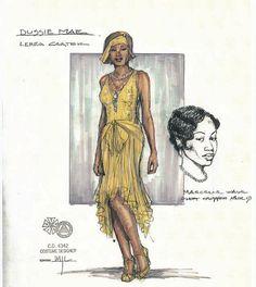 Ma Rainey's Black Bottom (Dussie Mae). Arizona Theatre Company. Costume design by Matthew J. LeFebvre. 2010