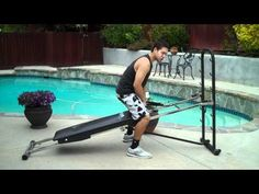 Eric Isaacson, son of celebrity personal trainer Dan Isaacson, has been training on Total Gym for over 10 years. Eric's Summer Blast workout includes 6 total-body exercises designed to help you stay lean and fit this summer.