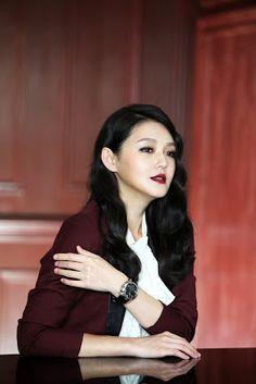 Taiwanese actress and singer Barbie Hsu (Source: Xinhua)