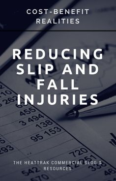Here's what's at stake if proper care is not taken to prevent slip and fall injuries in wintery weather. Facility Management, Slip And Fall, Small Businesses, Benefit, No Response, Commercial, Weather, Snow, Small Business Resources