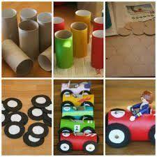 Resultado de imagen para manualidades faciles para el hogar con material reciclado