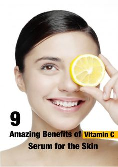 Top Vitamin C Serum Benefits for the Face Use vitamin C serums for brighter, clearer and glowing complexion. On this Hub 9 Vitamin C S. Castor Oil For Acne, Coconut Oil For Acne, Skin Care Regimen, Skin Care Tips, Vitamin C Serum Benefits, Cucumber Face Mask, The Face, Anti Aging Facial, Facial Diy
