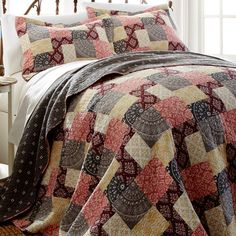 Found it at Wayfair - Shannon Quilt Set
