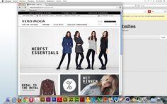 vera moda is een goede ene mooie site omdat er veel leuke kleren zijn en het erg overzichtelijk is