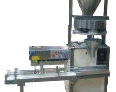 mesin packing JP 051 mesin packing otomatis untuk snack, makanan, kerupuk, gula menggunakan plastik/ sachet