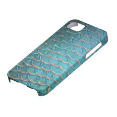 """Fish Scales Phone Case"" iPhone 5 Cases"