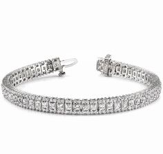 I completely disagree...i love my tennis bracelet, looks classy on a classy woman! 5 Reasons why the Diamond Tennis Bracelet went out of style