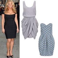 vestidos de verano para cuerpo triangulo invertido | vestidos-para-mujeres-con.cuerpo-triángulo-invertido