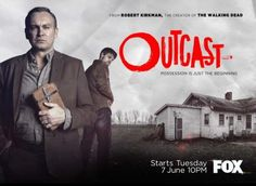 Outcast on Cinemax