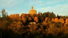 Castello di Poppi Casentino Toscana Foto Valter Ceccherini