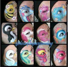 Paty De Leon eye creatures