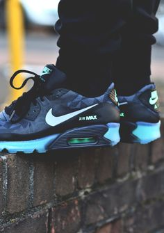 NIKE Air Max 90 Ice Ledge