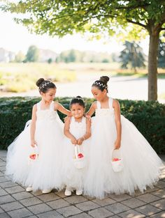 The most adorable trio! http://www.stylemepretty.com/vault/gallery/37761 | Photography: Kristin La Voie - http://kristinlavoiephotography.com/