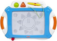 Fisher-Price Doodle Pro Classic with two stampers #toys