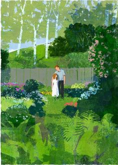 Tatsuro Kiuchi ah.ha, look at the leaves and the trees - lovely