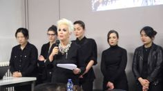 """Myriam Volterra """"WHEN THERE IS A WILL THERE IS A WAY"""" master class for Accademia del Lusso"""
