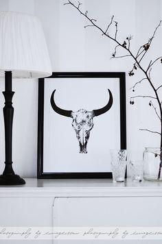 Buffalo artprint